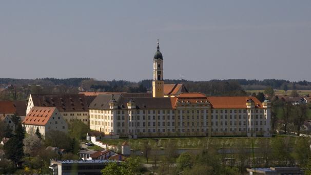 Kloster Ochsenhausen; Foto: Staatliche Schlösser und Gärten Baden-Württemberg, Achim Mende