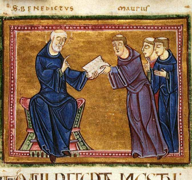 Benediktiner Regeln