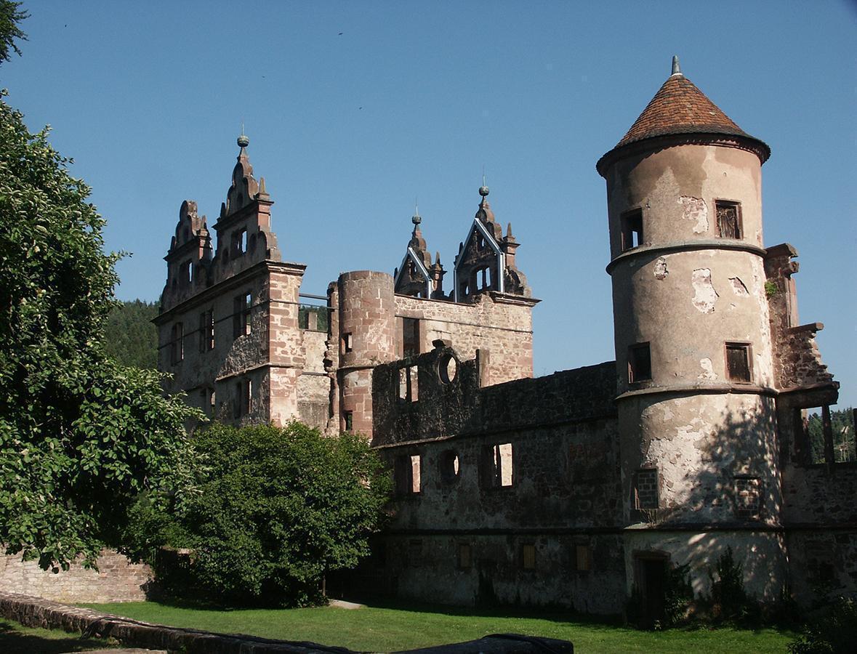 Kloster Hirsau; Foto: Staatliche Schlösser und Gärten Baden-Württemberg, Urheber unbekannt