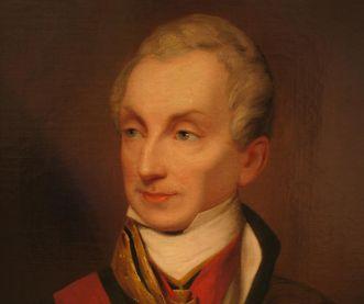Bildnis des Fürsten Wenzeslaus von Metternich, um 1835/40