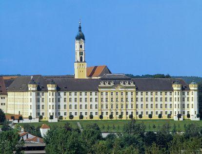Kloster Ochsenhausen; Foto: Staatliche Schlösser und Gärten Baden-Württemberg, Steffen Hauswirth