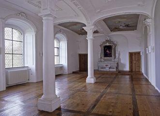 Kapitelsaal von Kloster Ochsenhausen