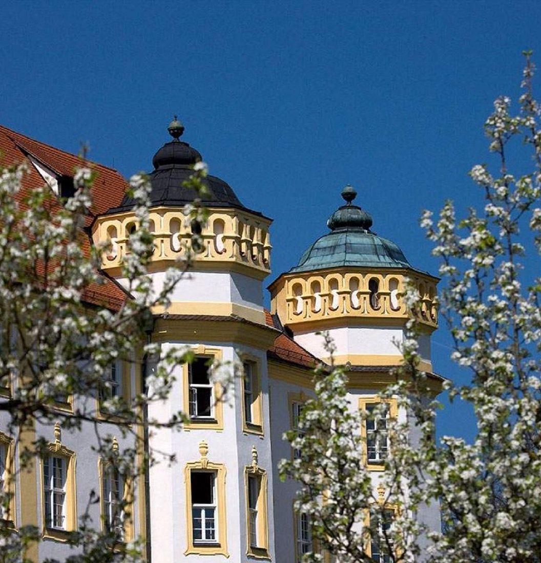 Ochsenhausen monastery, exterior view