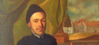 Bildnis des Ochsenhausener Mönchs Pater Basilius Perger; Foto: Wikipedia, gemeinfrei