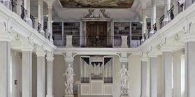 Bibliothekssaal Kloster Ochsenhausen